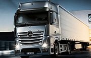 Mercedes-Benz Truck & Trailer