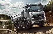 L'Arocs chantier Mercedes-Benz
